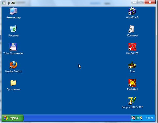 Установка Windows 7, 8, XP, 98, 95 на Android-планшет