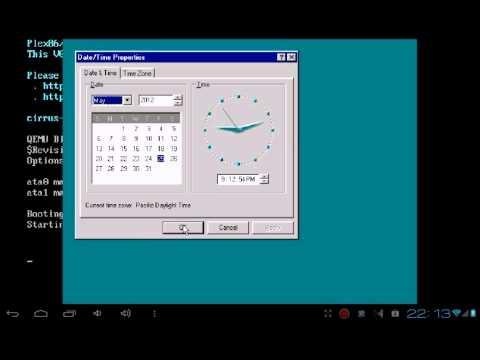 Установка Windows 0, 0, XP, 08, 05 получи Android-планшет