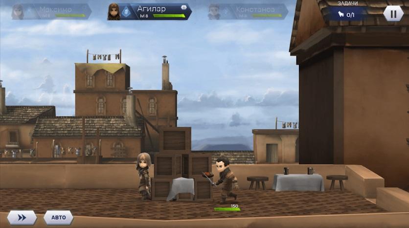 Assassin's Creed: Восстание на Андроид