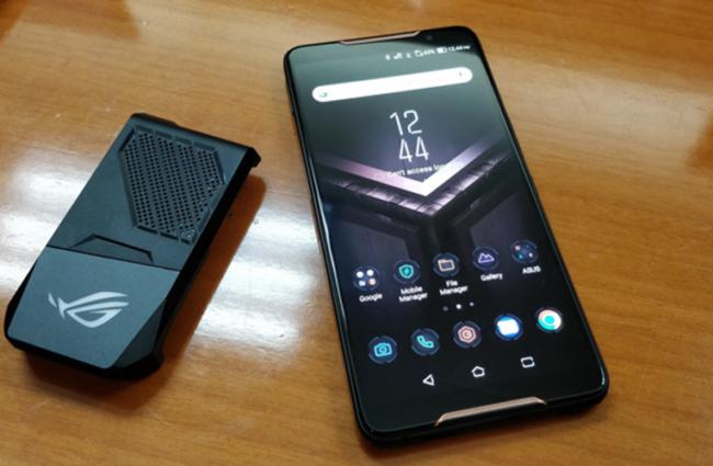 Asus Rog Phone 2 дизайн