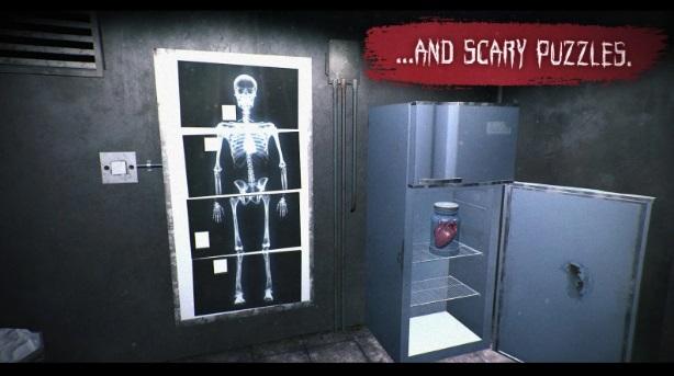 Asylum: Room Escape на Андроид