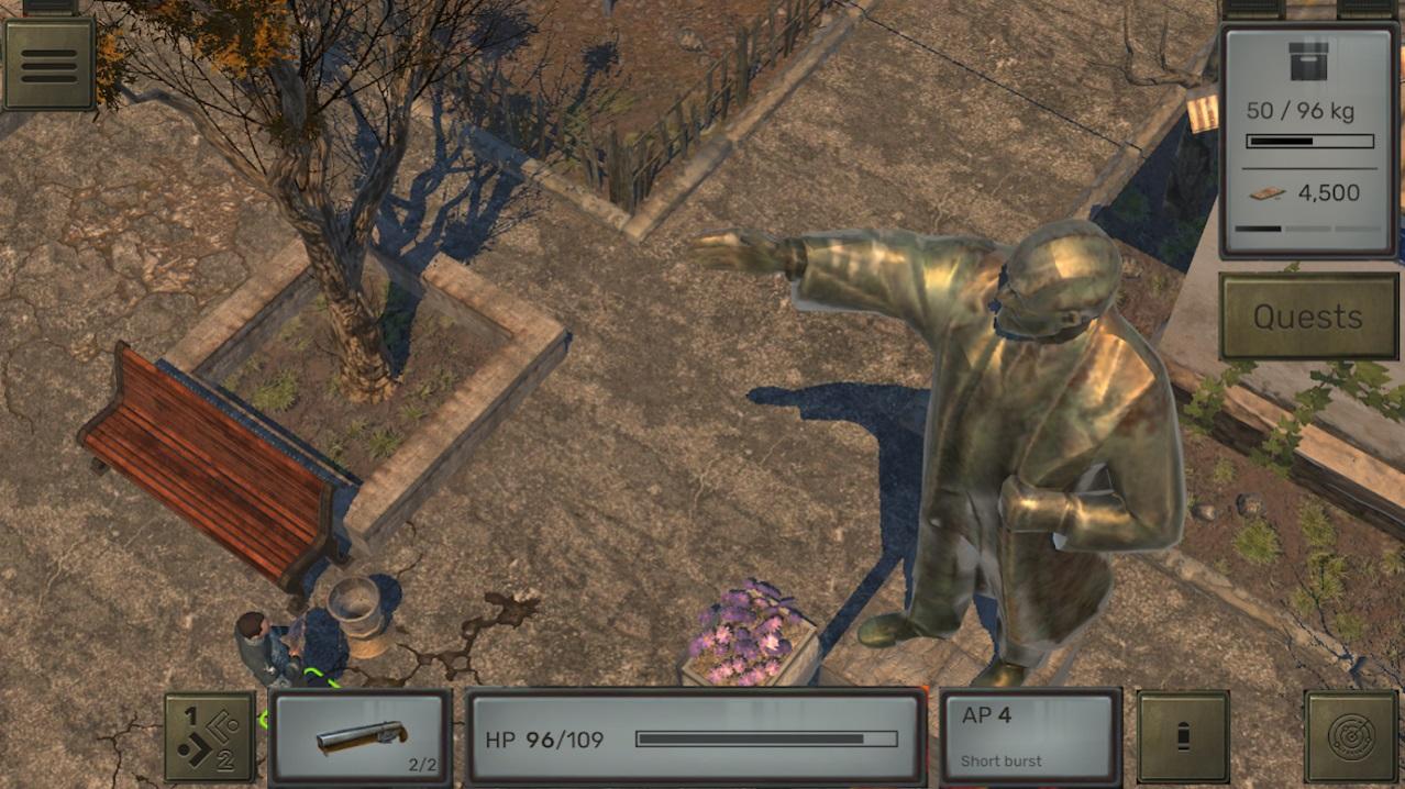 ATOM RPG на Андроид