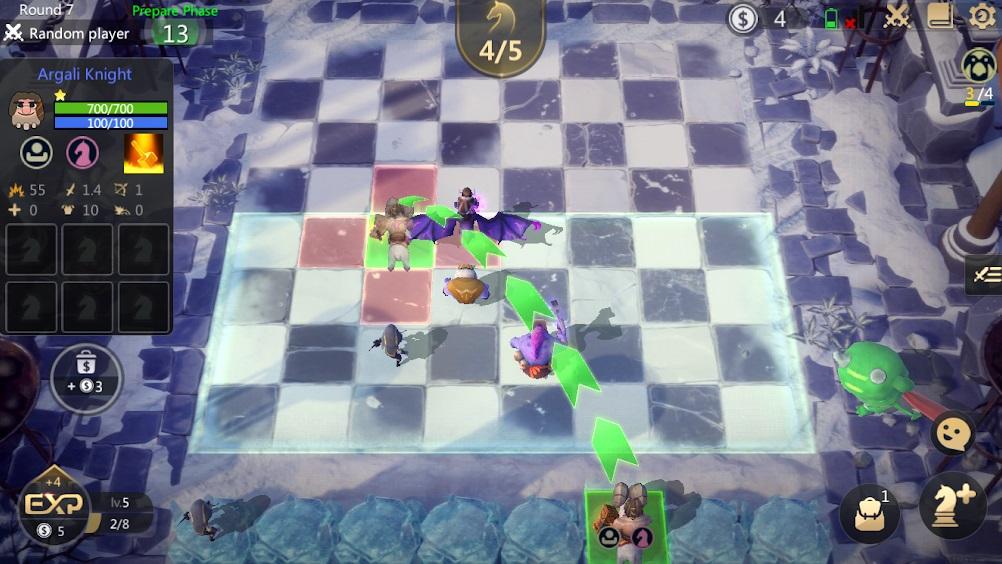 Auto Chess на Андроид