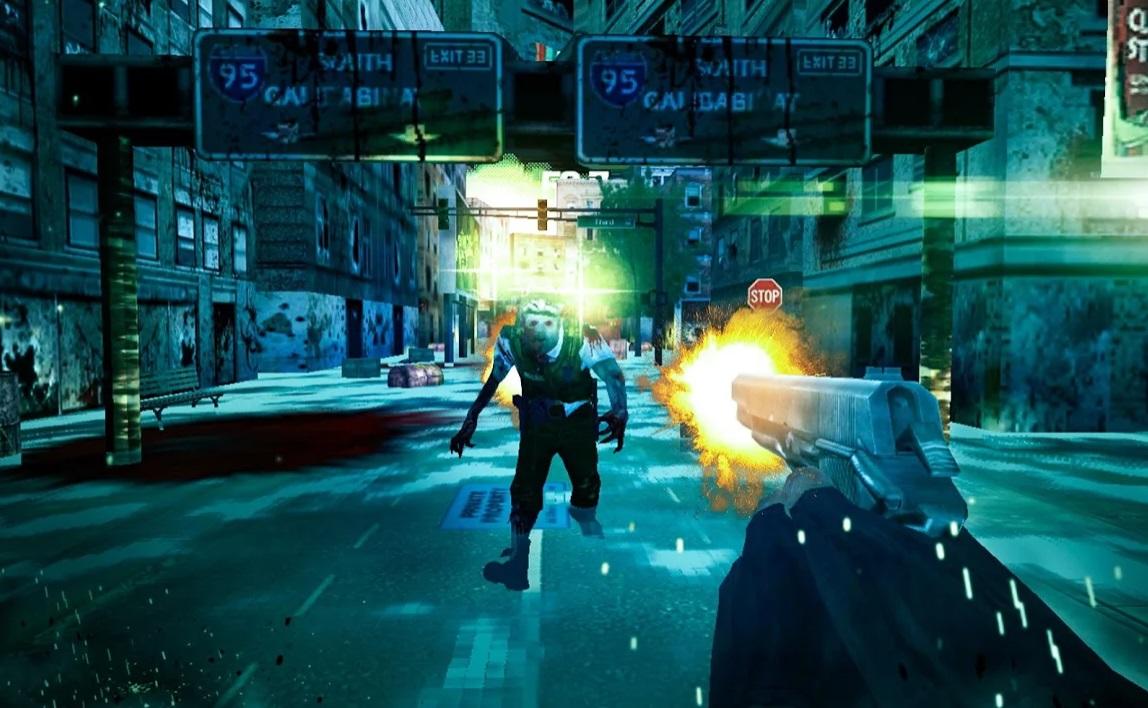 A Zombie: Мертвый Город на Андроид