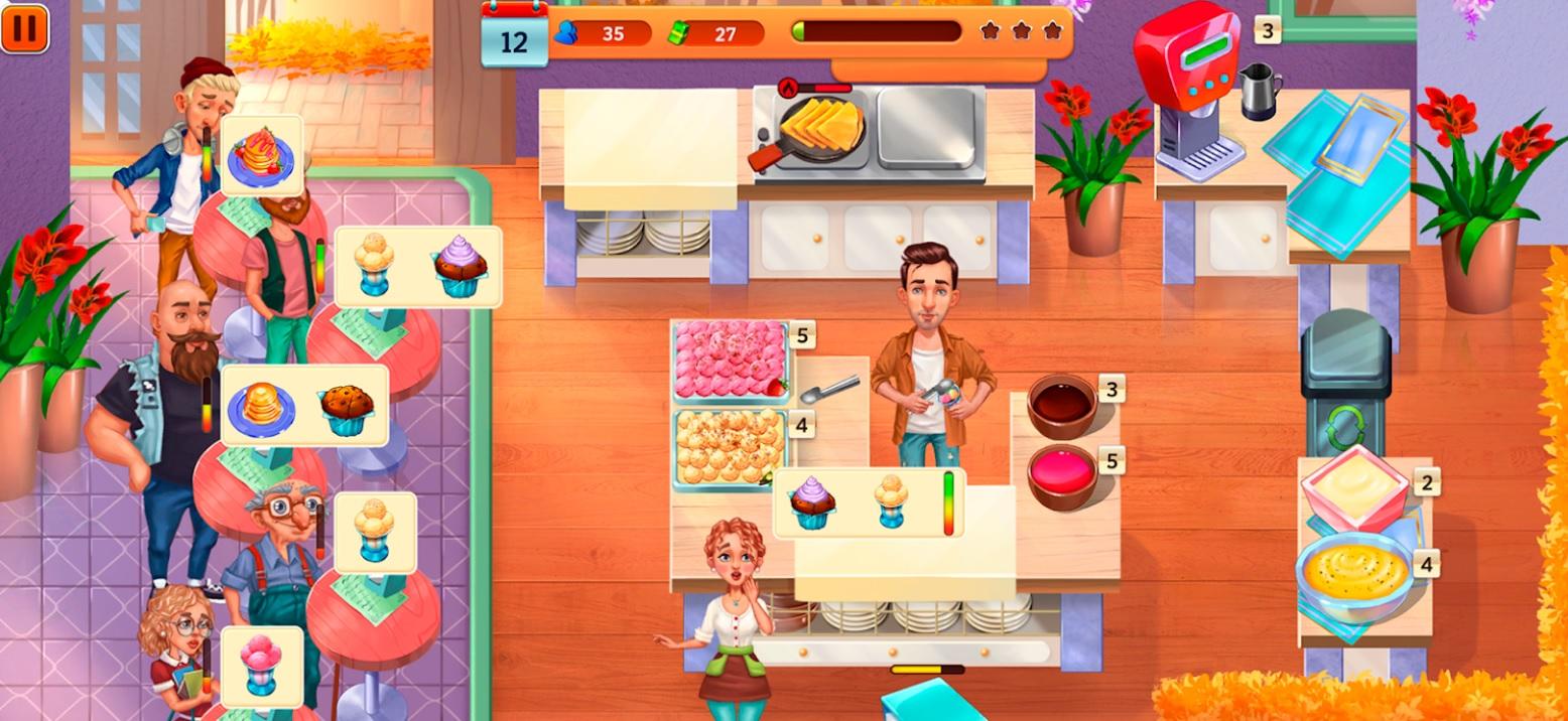 Baking Bustle: Chef's Special на Андроид