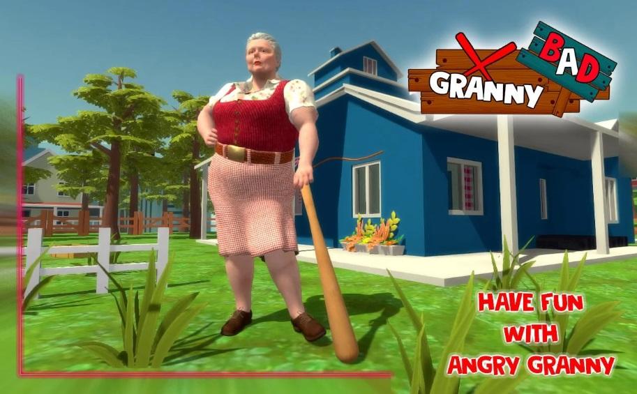 Bad Granny на Андроид