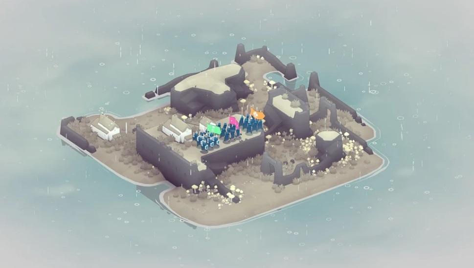 Bad North: Jotunn Edition на Андроид