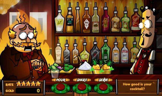Bartender: The Celebs Mix на Андроид