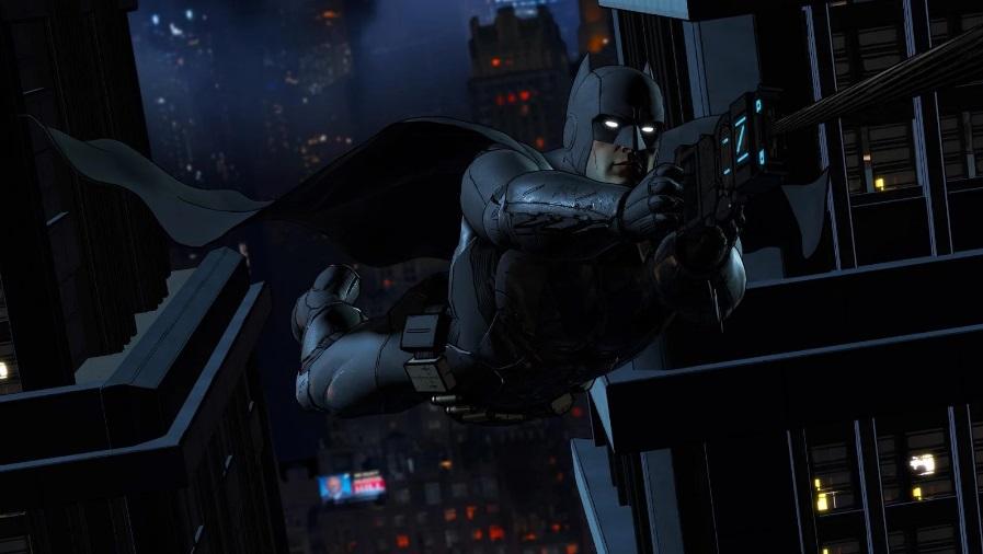 Batman - The Telltale Series на Андроид