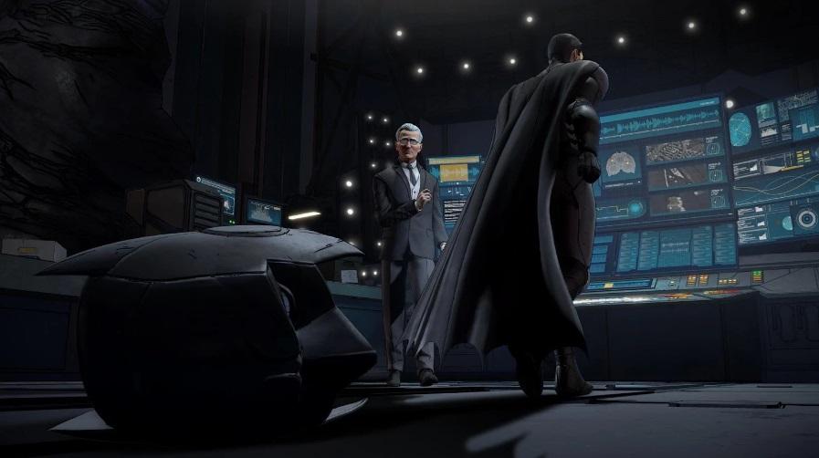 Batman - The Telltale Series на ПК