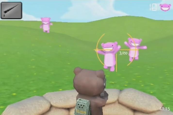 Battle Bears Zombies на Андроид