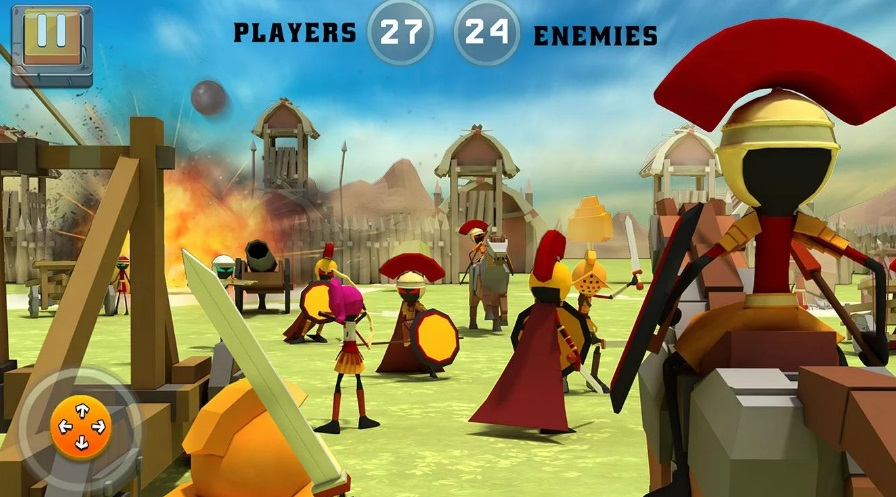 Battle of Rome: War Simulator на ПК