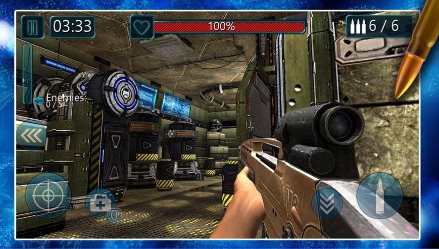 Battlefield Combat Black Ops 2 на Андроид