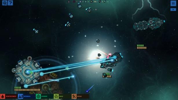 Battlevoid: Sector Siege на Андроид
