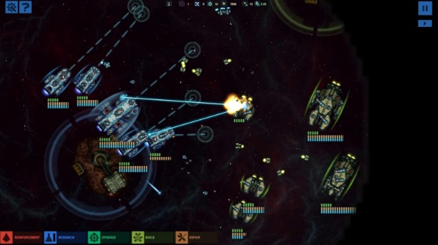 Battlevoid: Sector Siege на ПК