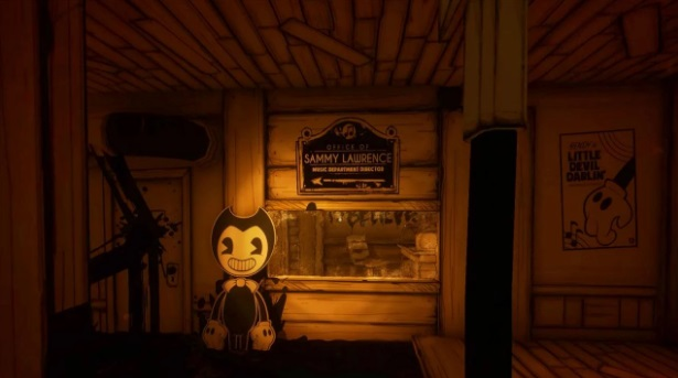 Bendy and The Ink Machine Scary Game на ПК