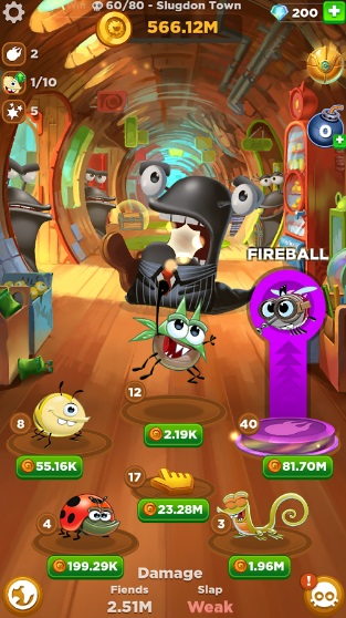 Best Fiends Forever на Андроид
