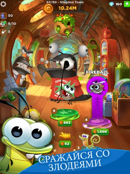 Best Fiends Forever на ПК