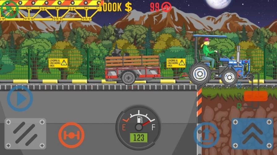 Best Trucker на Андроид
