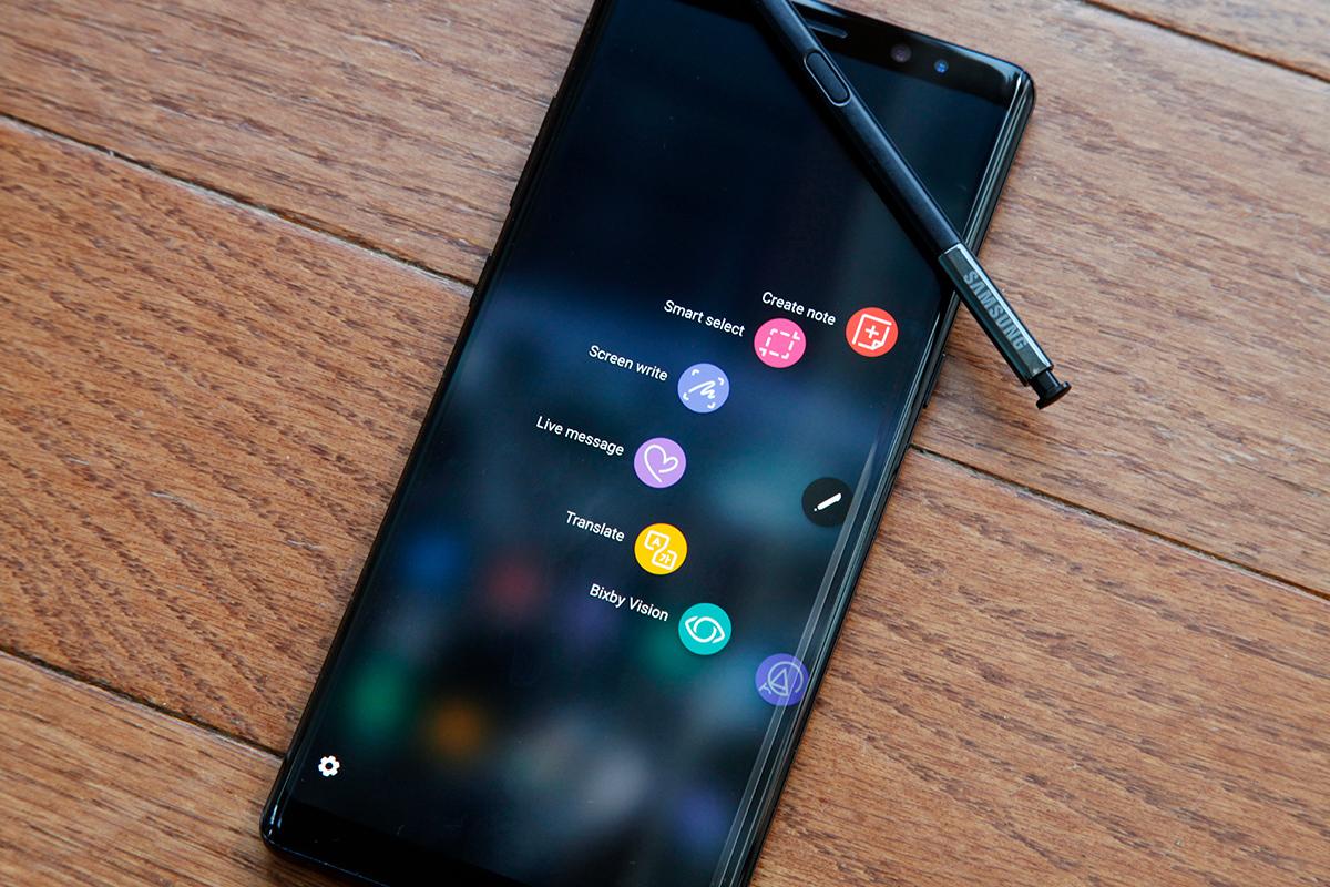 Samsung Galaxy Note 9 может получить рекордно высокий ценник