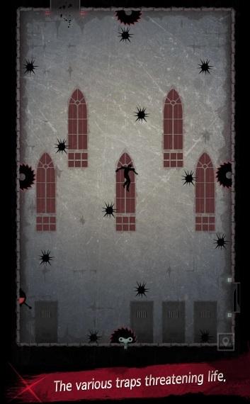 Black mansion: Risky Jumper на Андроид