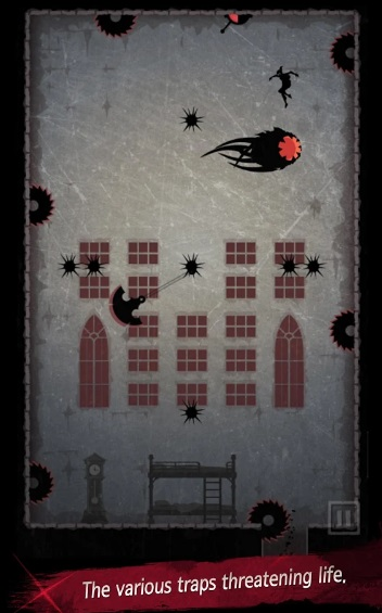 Black mansion: Risky Jumper на ПК