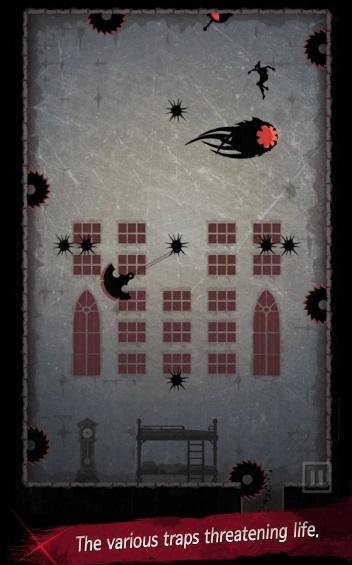 Black mansion: Risky Jumper на ПК
