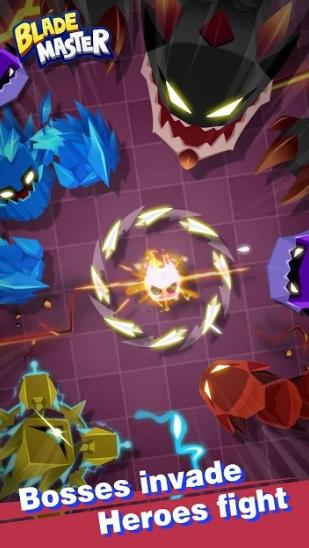 Blade Master - Mini Action RPG Game на Андроид
