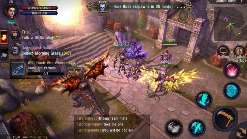 Blade Reborn - Forge Your Destiny на Андроид