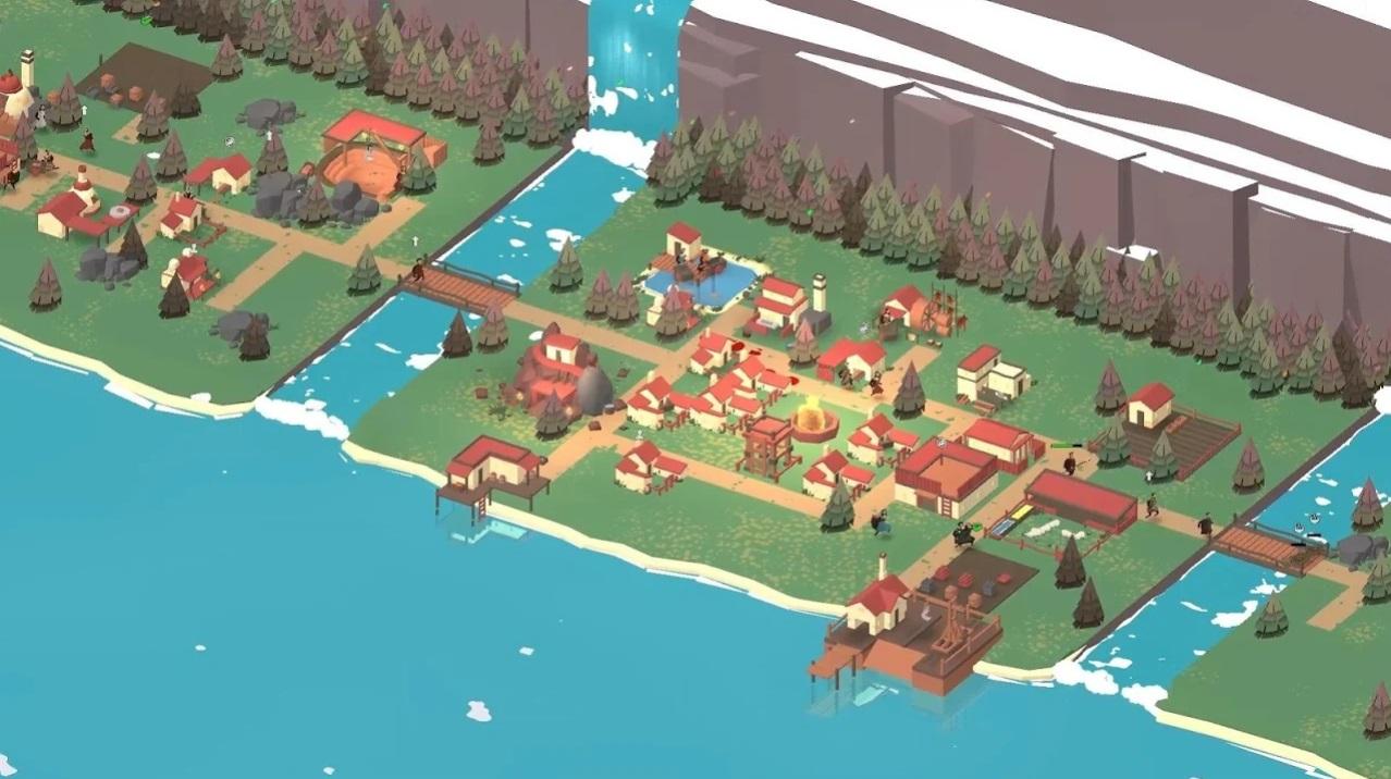 The Bonfire 2: Uncharted Shores на Андроид