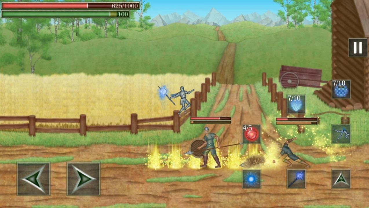 Boss Rush: Mythology Mobile на Андроид