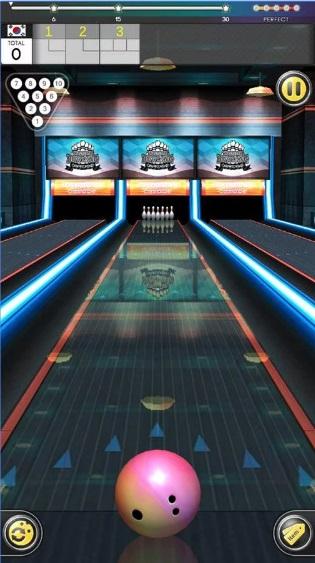 Чемпионат мира по боулингу на Андроид