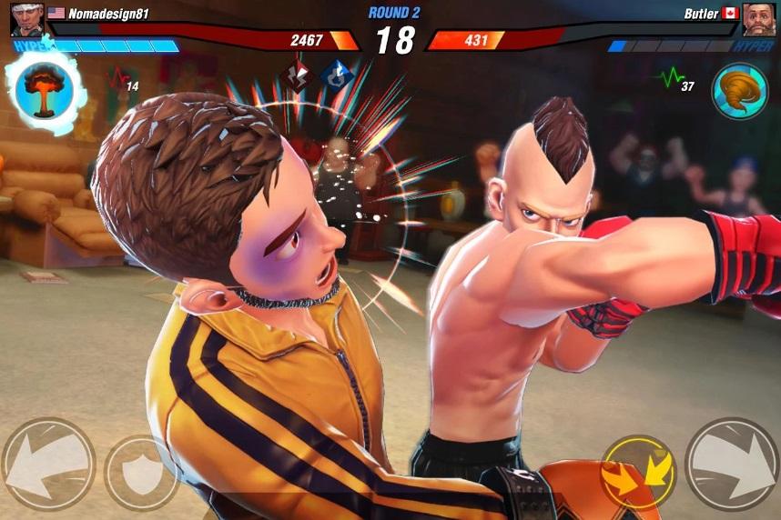Boxing Star на Андроид