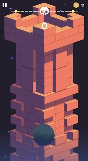 Brick Slasher на Андроид