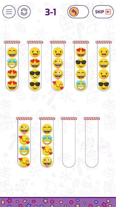 Bubble Sort Color Puzzle Game на Андроид