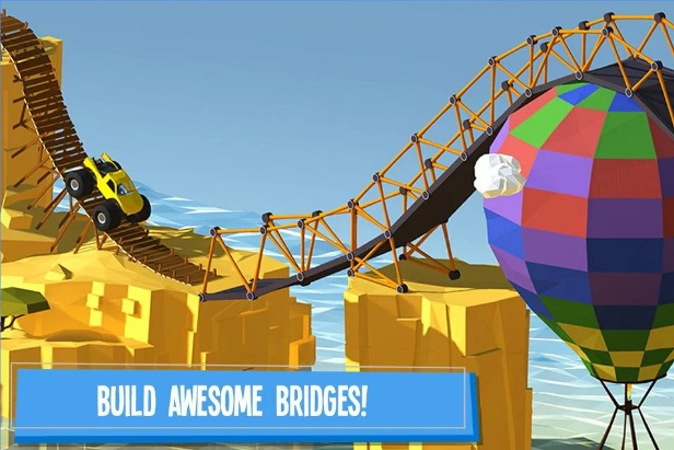 Build a Bridge! на Андроид