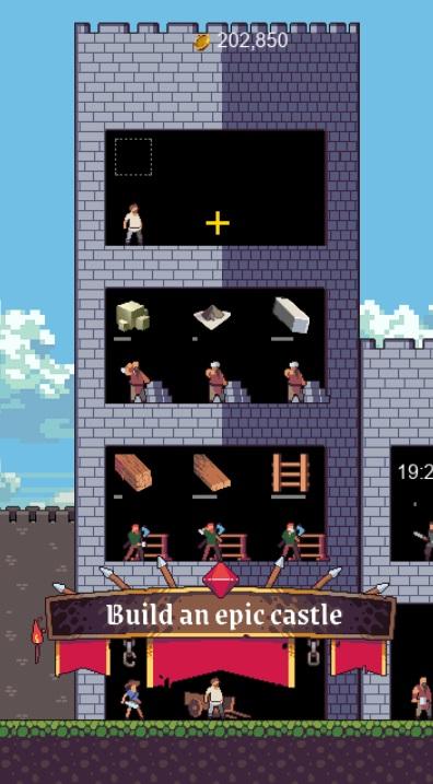 Castle Builder на Андроид