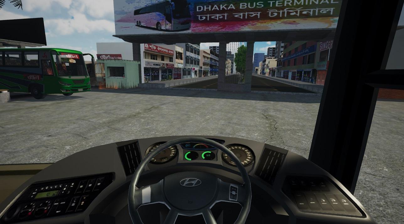 Bus Simulator Bangladesh на Андроид