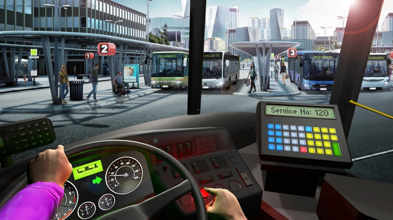 Bus Simulator 2020 на Андроид