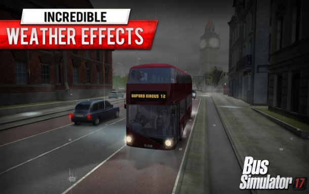Bus Simulator 17 на ПК