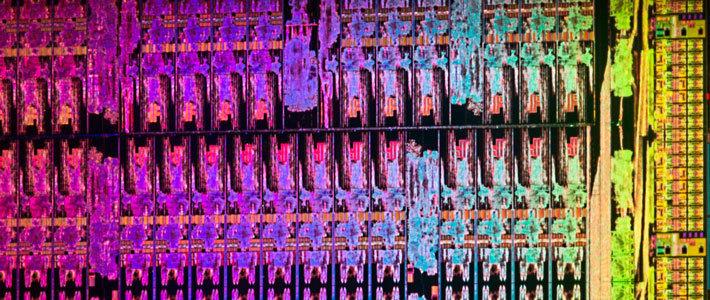 Появился мобильный процессор с 110 ядрами
