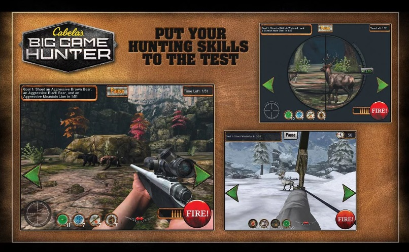 Cabela's Big Game Hunter на ПК