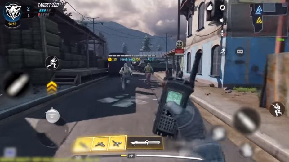 Call of Duty®: Mobile на Андроид