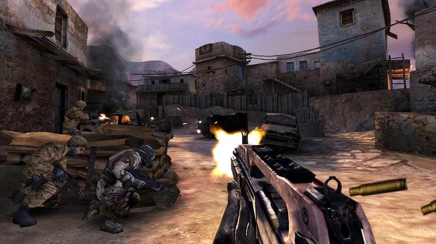 Сall of Duty: Strike Team на Андроид