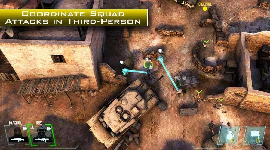 Сall of Duty: Strike Team на ПК
