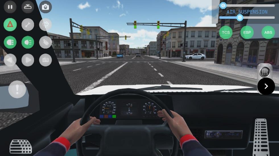 Car Parking and Driving Simulator на Андроид
