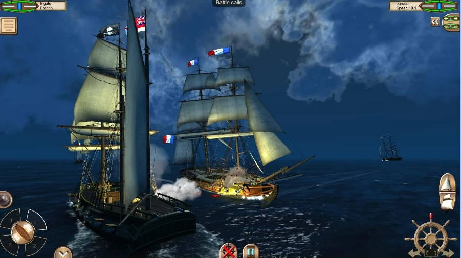 The Pirate: Caribbean Hunt на Андроид