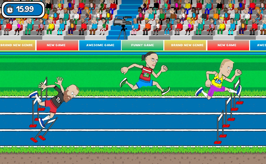 Cartoon Sports: Summer Games на Андроид