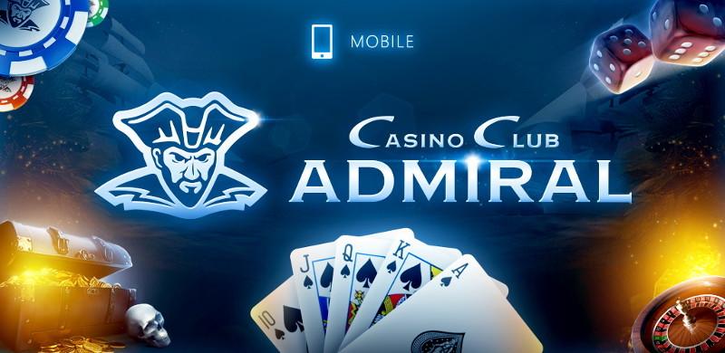 Официальный сайт онлайн казино адмирал альтернативная чат рулетка онлайн