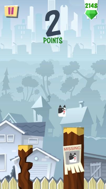 Cat Pet Jump! на Андроид